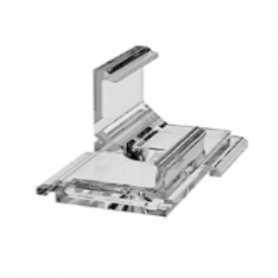 770.FIX.CB.REG.TRA  Clip Fissaggio REGOLABILE per profili di TIPO C  Luminos Light  Accessori Illuminazione