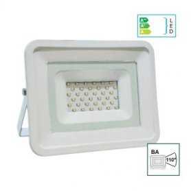 39.9FA203  Faro Bianco Slim 30W - da esterno IP65  Life  Proiettori Led per esterno