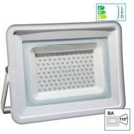 39.9FA210  Faro Bianco Slim 100W da esterno IP65  Life  Proiettori Led per esterno
