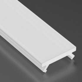 770.COP-S-PMMA  Copertura Slim (PMMA) per profili tipo X  Power-Supply  Accessori Illuminazione