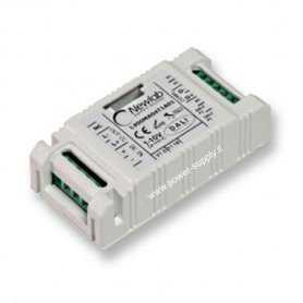 L412MA04T1A01 | L412MA Dimmer Led 6 in 1 - 12A x1 / 576W Max - Push DMX 0-10 1/10V DALI Pot. , Dimmer e Controller , Power-Su...