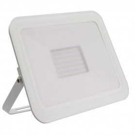Proiettore LED Slim Vetro 100W da Esterno IP65