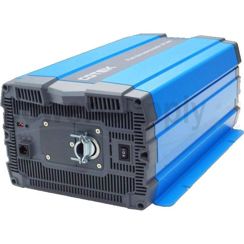 SP-4000-224  SP-4000-224 - Inverter Cotek 4000W - In 24V Out 220 VAC Onda Sinusoidale Pura  Cotek Electronic