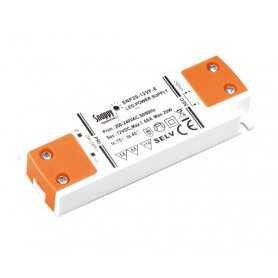 SNP20-12VF-E  SNP20-12VF-E Alimentatore LED Snappy - CV - 20W / 12V   Snappy  Alimentatori LED