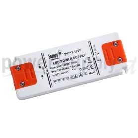 SNP12-24VF-1  SNP12-24VF-1 Alimentatore LED Snappy - CV - 12W / 24V   Snappy  Alimentatori LED