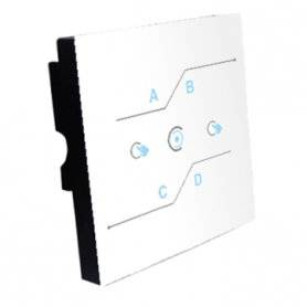 , Dimmer e Controller , Power-Supply