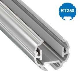 770.PAL.RT250  Profilo Alluminio LED Tondo - Modello RT250  Profili Alluminio