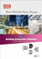 Catalogo Building Automation MeanWell