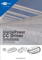 Catalogo LED driver CC Glacial Power 2020