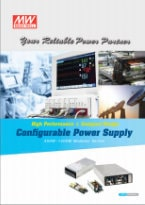 Catalogo Configurable Power Supply MeanWell