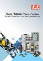 Catalogo Industrial Power MeanWell 2020