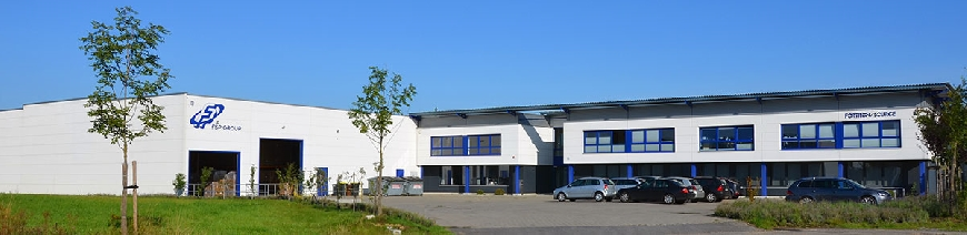 FSP Fortron Source Europe building