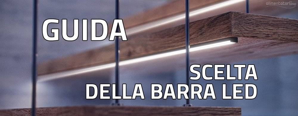 Guida alla configurazione della Barra LED