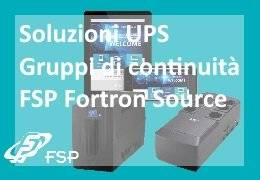Power-supply.it distribuisce gli UPS di FSP Fortron Source Europe
